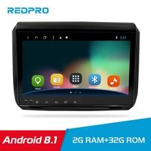 "9 ""HD Android 8.1 Araba dvd stereo Oyun Peugeot 208 2008 Için GPS Navigasyon 2G RAM WIFI FM otomobil radyosu video Bluetooth Multimedya"