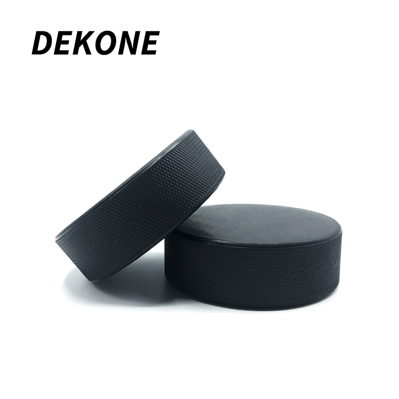Hockey Game Puck Winter Sport Training International Official Weight Size For NHL level Rubber Inline Roller Ice Hockey Pucks
