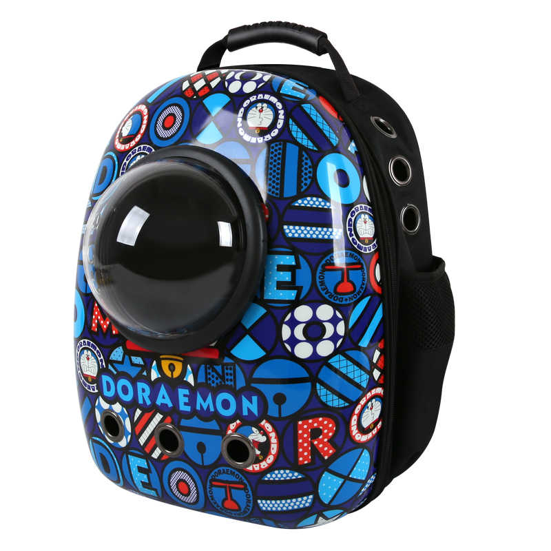 3814cfb283e ... Small Dog Carrier Space Capsule Astronaut Pet Cat Backpack Bubble Window  for Kitty Puppy Chihuahua Crate ...