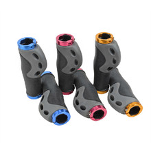 Bicycle Lockable Handle Grip MTB Road Bike Handlebar clamping Bicycle Grips Bicycle  handhold Accessories Aluminum + TPR