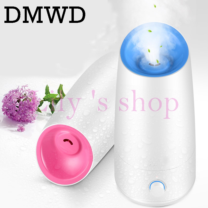 DMWD 4L MINI electric Ultrasonic Humidifier Essential Oil Diffuser Aroma Lamp Aromatherapy Air Purifier Mist Maker home office aroma diffuser aromatherapy humidifier ultrasonic essential oil air purifier mist maker diffusor for home office spa 140ml