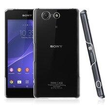 Оригинал IMAK Прозрачный Кристалл Силиконовый Чехол для Sony Xperia Компактный Корпус Износостойкие Жесткий Футляр для Sony Xperia Z4 Z4Mini Z4Compact
