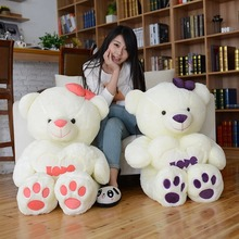 New Arrival Plush Toy Doll LOVE Teddy Bear Hug Love Stuffed Animal Valentines Day Gifts