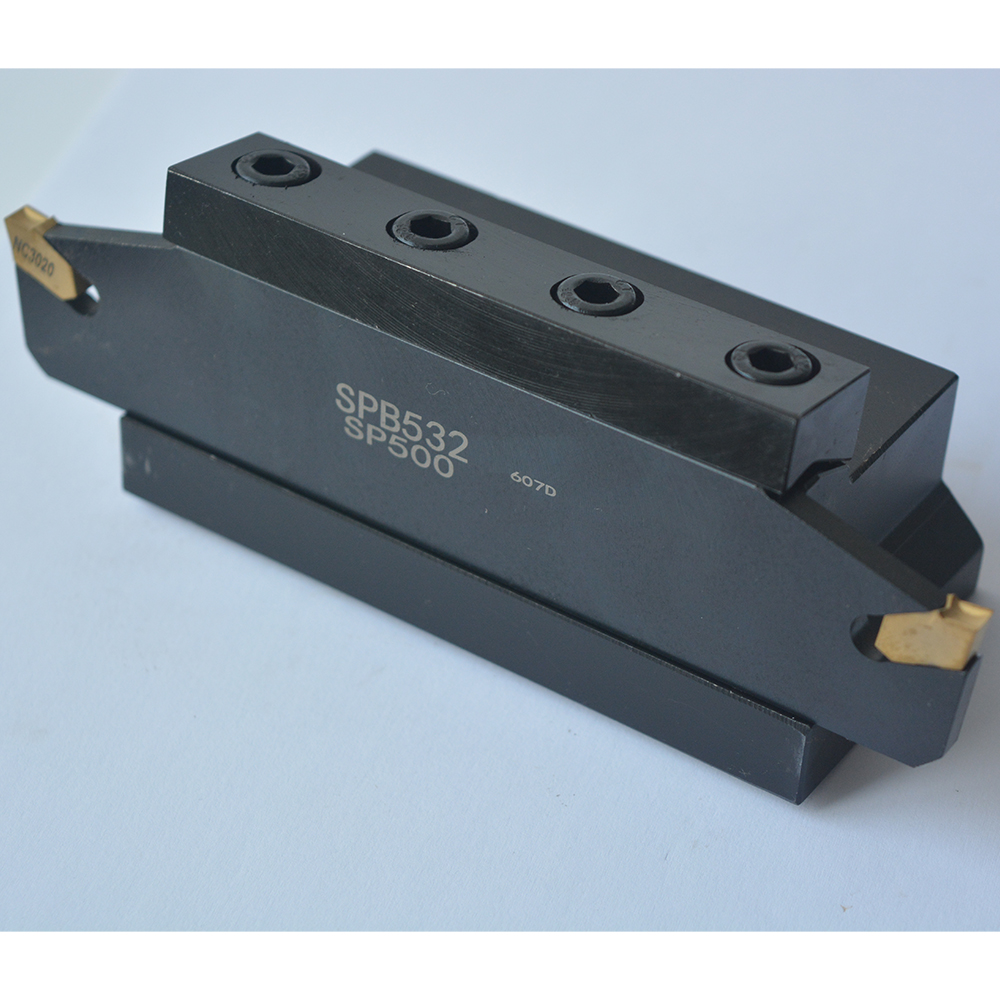 FREE SHIPPING SMBB3232 Cut Off The Cutter Bar Cutting Tool Rod SPB532 Cutter Holder FOR SP500 NC3020