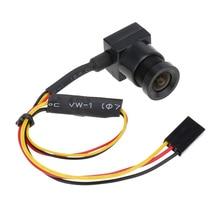 Mini Wide Angle 700TVL 3.6mm PAL / NTSC Format FPV Camera for RC QAV250 FPV Racing Drone