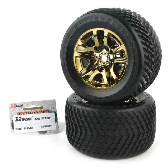 Jlb Racing Cheetah J3 110 Rc Car Spare Parts Tire Ec1004 In Parts