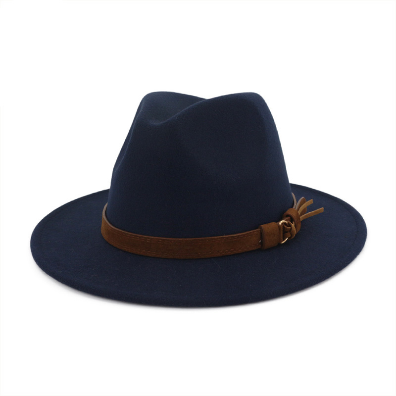 fedora men felt hat