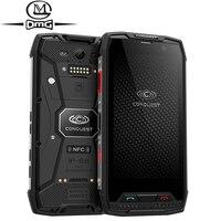 Шам S11 водонепроницаемый противоударный с IP68 смартфон 4G 6 ГБ Оперативная память 128 ГБ Встроенная память 7000 мАч PTT NFC Fringerprint OTG прочный мобильны