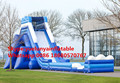 2016 Factory direct sales Inflatable slides,Inflatable castle.Big slide KY-226