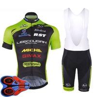 2017 Jersey Bib Shorts Cycling Jersey Ropa Ciclismo Hombre Bike Mtb Sport Cycling Clothes China Maillot