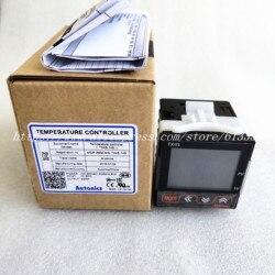 Новый и оригинальный регулятор температуры 48x48 мм 100-240 В переменного тока, TX4S-14S