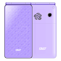 2 4inch Dual SIM GSM Mobile Phone With English And Chinese Language 2G GSM Cellphone Telephone