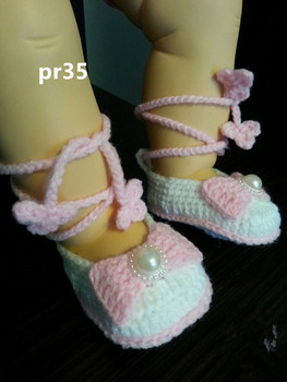 crochet baby shoes for a welcoming newborn