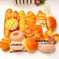 Simulated Food Bread Toy Cake Food Model Cabinet Model Room Handicraft Simulation Food Props Photographic Props Decoration Gifts