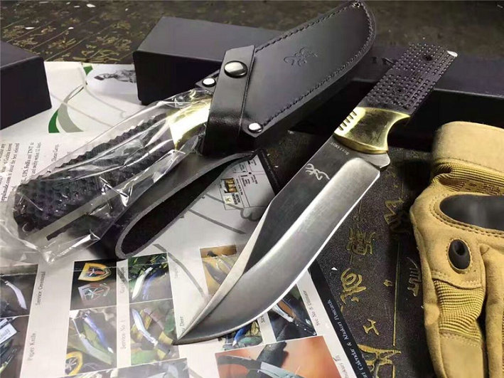BROWNING A3 Tactical Fixed Knives,8Cr14Mov Blade Micarta Handle Hunting Knife,Camping Survival Knife. цены