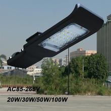 100 Вт светодиодный уличный фонарь Фотоэлемент От заката до рассвета энергосбережения, водонепроницаемый IP66, 6000 К дневной свет, склад Barn свет