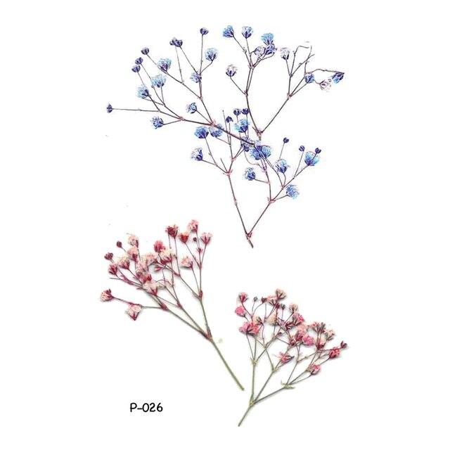 wyuen tanche branche d 39 arbre temporaire tatouage autocollants pour les femmes fleur body art. Black Bedroom Furniture Sets. Home Design Ideas