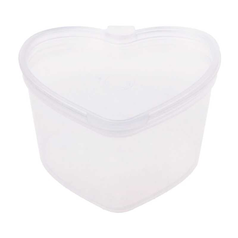 45ml Storage Container Organizer Box Sauce Pot Jello Shot Cup With Lid For Slime Foam Mud Light Clay