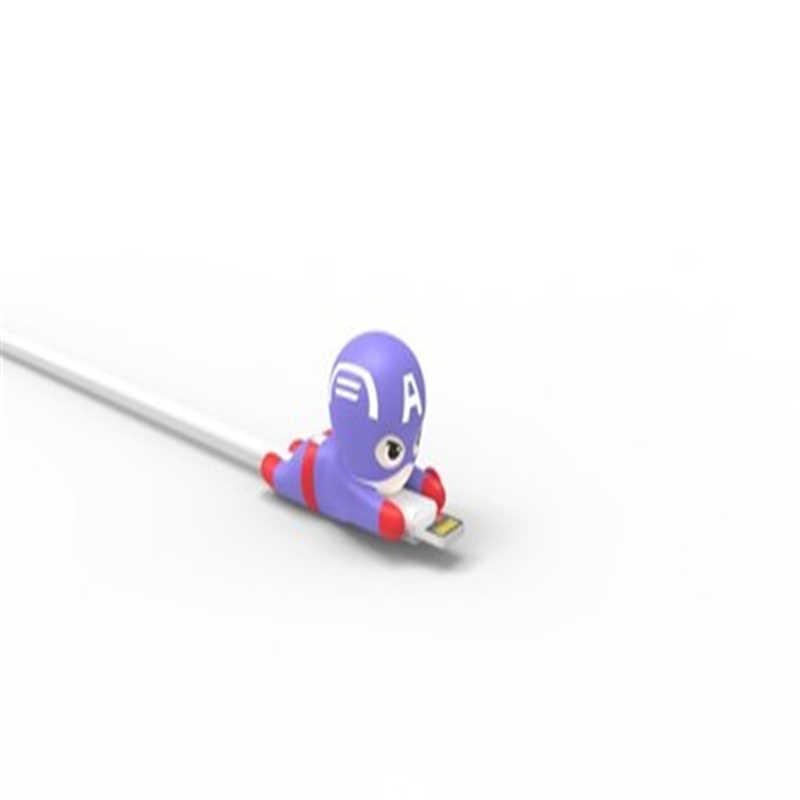 Deadpool צעצועי כבל ביס האלק כבל ביס מגן נייד ספיידרמן נוקמי רטוב צעצוע מארוול צעצועי kabel diertjes