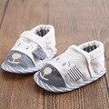Детские Первые Ходоки Aimal Форма Мягкой Подошвой Теплые Противоскользящие Обувь Малыша Обувь Prewalker YEW337