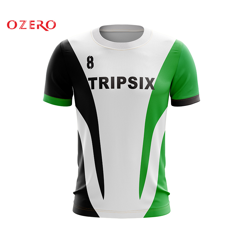 sublimation blank Custom soccer jersey kit professional design football  team shirt quick dry breathable mens football jerseys-in Soccer Jerseys  from Sports ... 0521ce1fb
