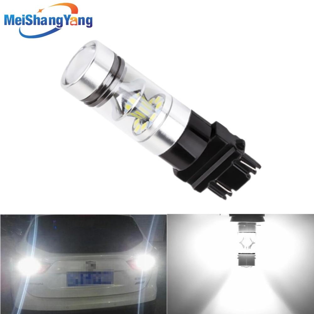 Car Light Assembly 2 PCS H8 H11 HB3 9005 HB4 9006 20 SMD Car Auto LED Fog DRL Daytime Running Light Bulb Lamp DC 12V 24V 6000k Super Bright White
