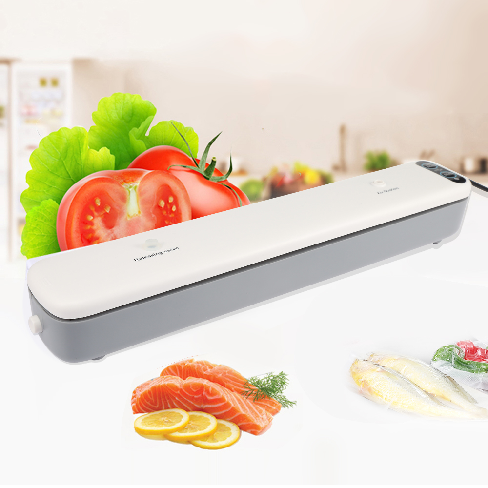 Automatic Electric Sealing Machine Vacuum Package Domestic Kitchen Tool A Food Vacuum Package Machine Intelligent Touch Control weight loss ingredients in copenhagen package a reunion package a