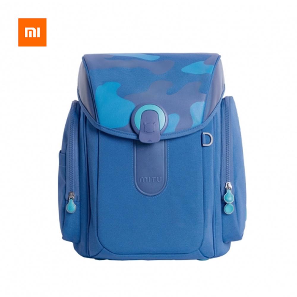 Original Xiaomi Mi Rabbit Children School Backpack For Girls and Boys 13L Students Reflective Bookbags Protect Children's Health