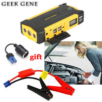 MultiFunction 68800mAh 12V Car Jump Starter 600A Peak Current Car Battery Charger Mini 4USB Power Bank