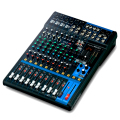 Free Shipping Mixer Profesional Audio console MG12XU 12 channel input Analog Mixer With Compression and Effects LN for Stage DJ