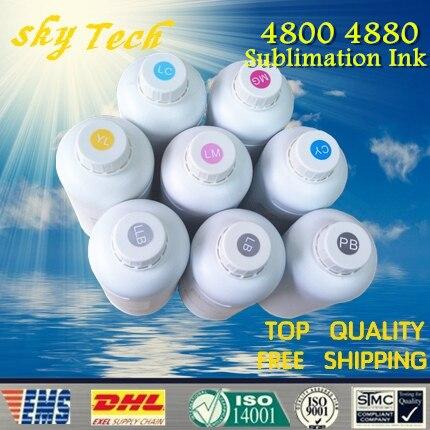 Sublimācijas tintes uzvalks Epson 4880, Epson 4800. augstas - Biroja elektronika