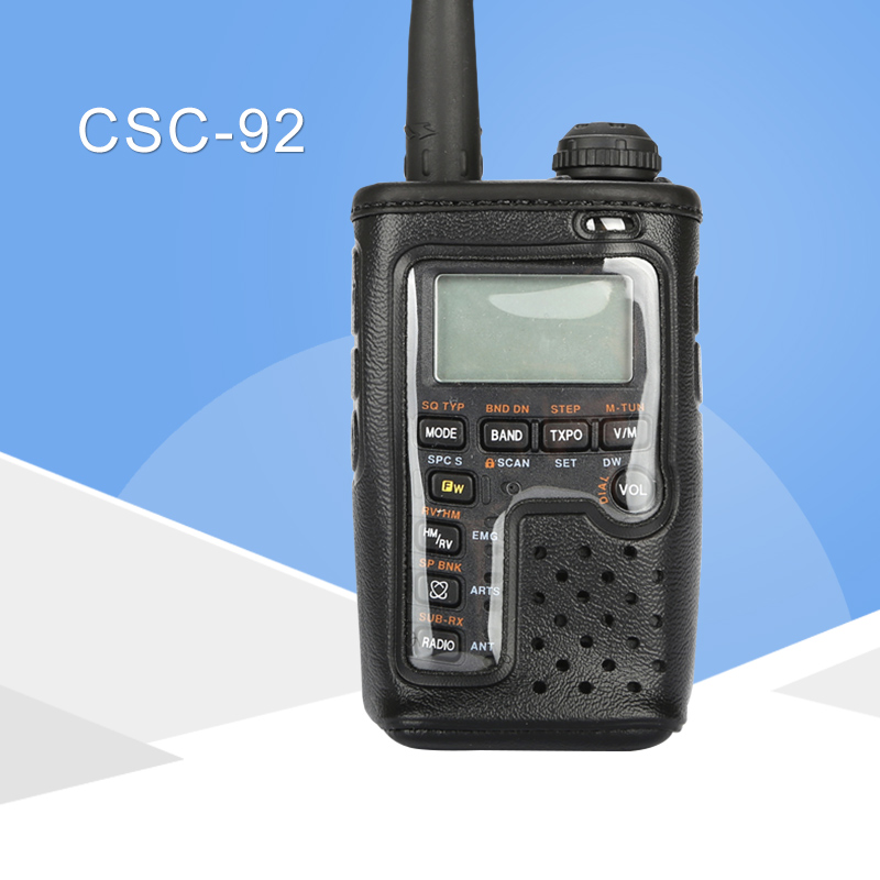 Applicable To YAESU Walkie Talkie VX-3R Ethylene Holster CSC-92 Accessories
