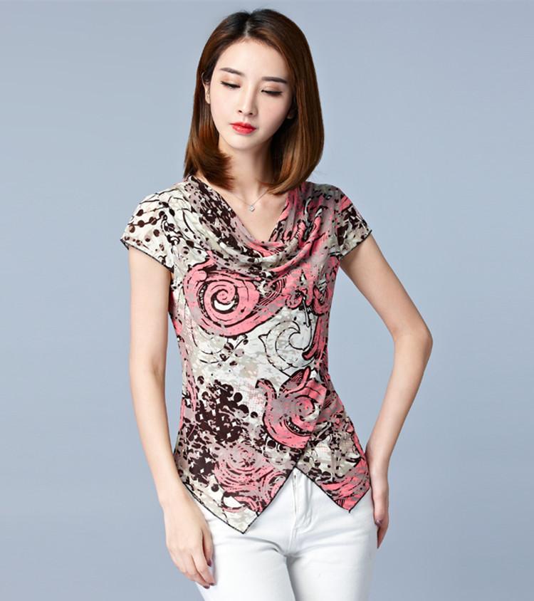 HTB1yO.lPVXXXXaxXpXXq6xXFXXXb - kimono blouses shirts chiffon casual vintage tops plus size M-5XL