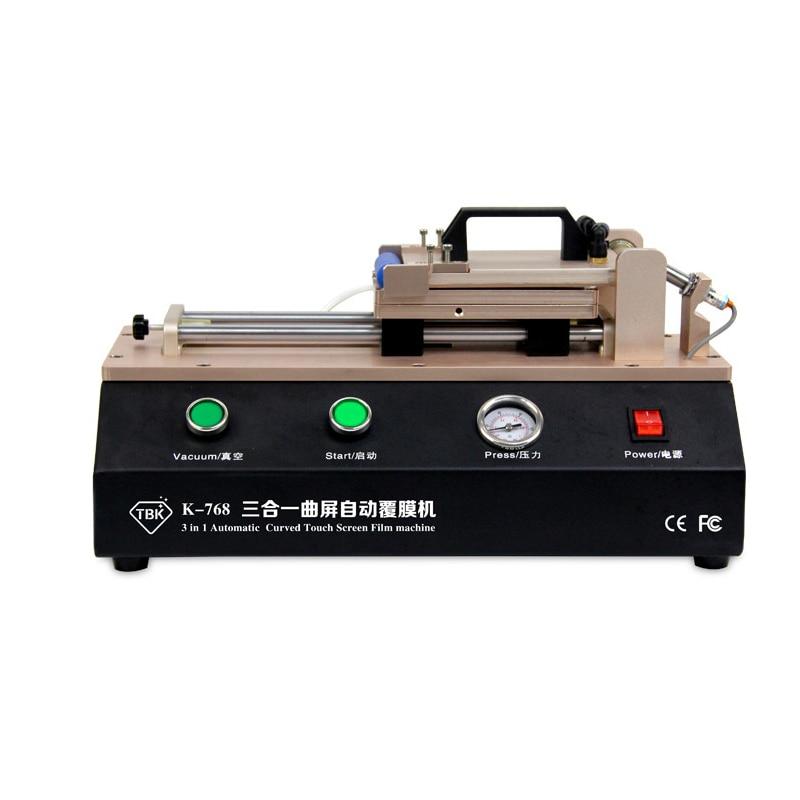 La más nueva máquina de laminado de película OCA de pantalla - Juegos de herramientas - foto 5
