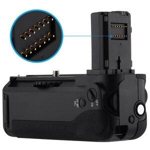 Image 5 - Vg C1Em Battery Grip Vervanging Voor Sony Alpha A7/A7S/A7R Digitale Slr Camera Workmulti Power Battery Pack vervanging