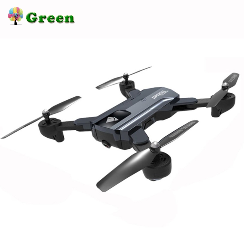F196 Optical Flow Localization Foldable Quadcopter Wi-Fi RC Drone with 2.0MP HD Camera 1100mAh or 2200mAh Battery Headless ModeF196 Optical Flow Localization Foldable Quadcopter Wi-Fi RC Drone with 2.0MP HD Camera 1100mAh or 2200mAh Battery Headless Mode