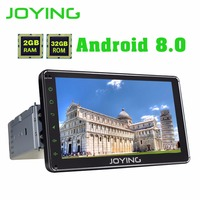 JOYING Latest 1 Din Android 8 0 Car Radio Stereo 7 Inch HD Touch Screen Head