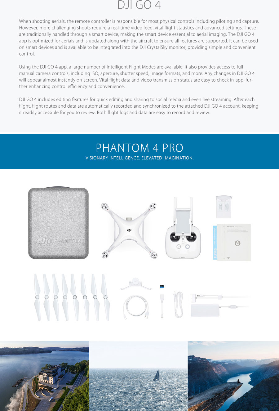 Detail Feedback Questions about DJI Phantom 4 Pro/ Phantom 4