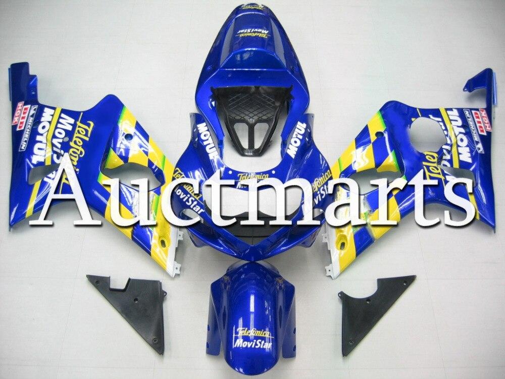 For Suzuki GSX-R 1000 2000 2001 2002 ABS Plastic motorcycle Fairing Kit Bodywork GSXR1000 00 01 02 GSXR 1000 GSX 1000R K2 CB17