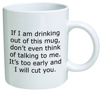 Drinking Quote Cool Photo Morphing Coffee Mugs Transforming Morph Mug Heat Changing Color Ceramic Tea Cups