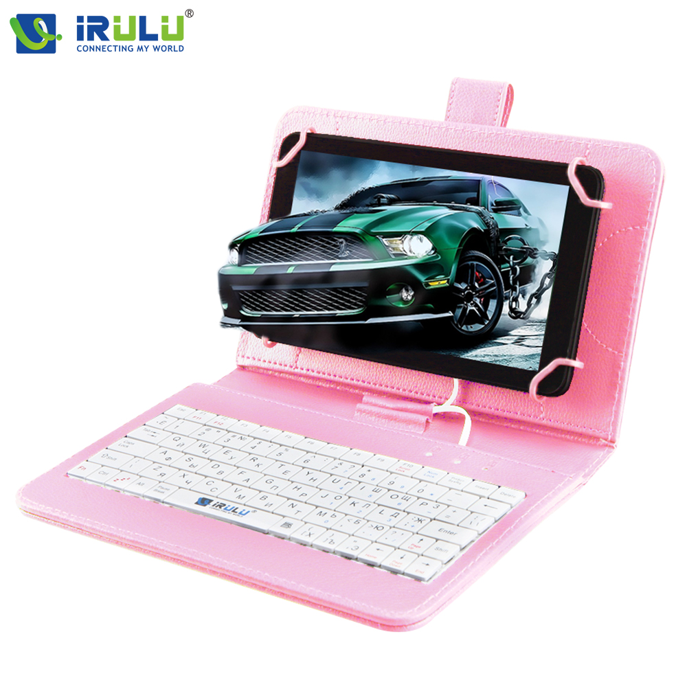 2 pcs/lot iRULU Business Book Style for 10 Tablet PC Pad Russian Keyboard Leather Case + Micro USB Cover for Russian People russian keyboard 10 inch tablet case for using russian language leather micro usb keyboard case to plate tablet device