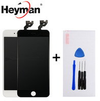 Heyman LCD For Apple iPhone 6S 6S Plus LCD Display with Touch Digitizer Assembly with Frame Replacement parts Grade S+