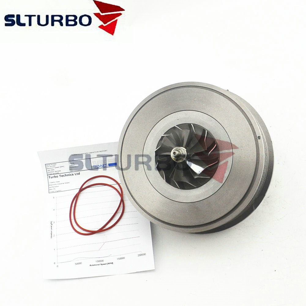 Turbo cartridge Balanced Garrett <font><b>GTB2056V</b></font> 781743 764809 for Jeep Grand Cherokee 3.0 CRD 165Kw 224HP OM642- turbine core CHRA NEW image