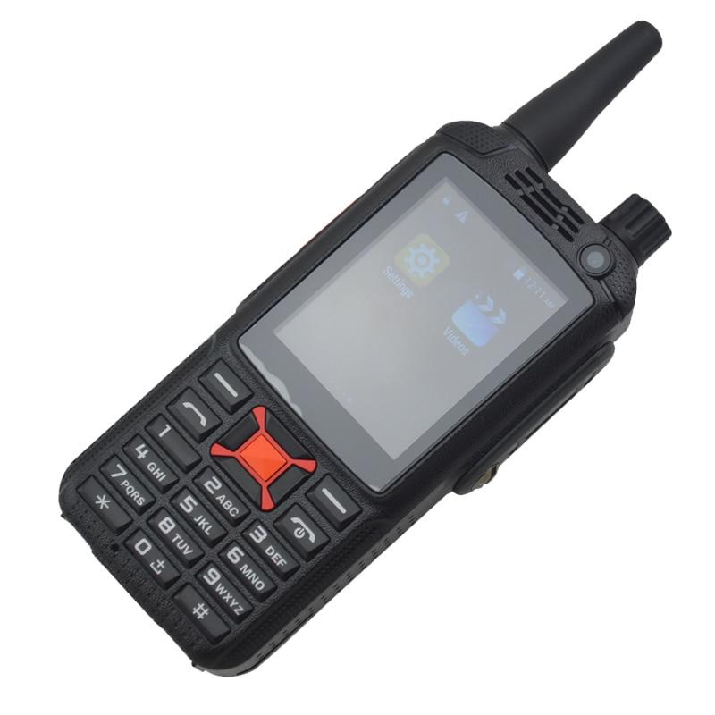 Upgrade F22 + Dual SIM WCDMA Zello PTT 3G NETZWERK Walkie Talkie Radio Android Handy 2,4 Inch Touch bildschirm 512MB RAM 4GB ROM - 4