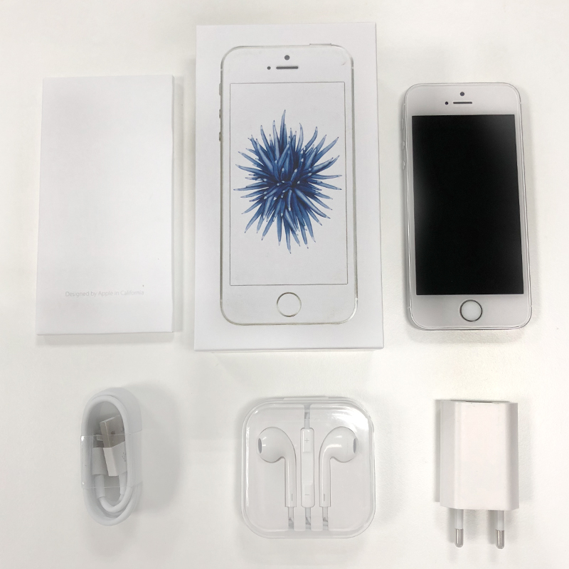 "Image 5 - Unlocked Original Apple iphone SE Dual Core A1723/A1662 2GB RAM 16GB/64GB ROM 4.0"" Chip A9 iOS  LTE Touch ID Smartphone Cheap-in Cellphones from Cellphones & Telecommunications"