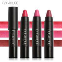 Focallure 3pc Set Matte Lipstick Sexy Colors Long Lasting Tip Lip Paint Waterproof Lip Stick Beauty