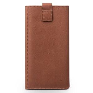 Image 5 - Qialino estilo de negócios caso para samsung galaxy note 9 artesanal couro genuíno carteira bolsa slot para cartão capa para samsung nota 8
