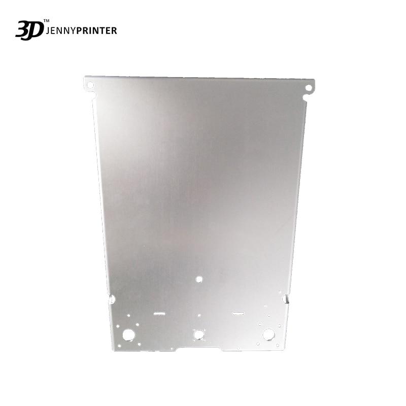 Jenny Z370 Ultmaker 3D imprimante porte-lit d'impression Z axe Stable plein cadre en acier