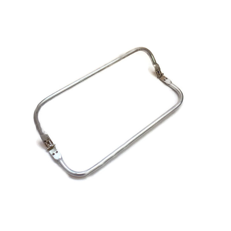 16 Inch Bigest Aluminous Tubular Internal Hinge Bag Frame Purse Frame