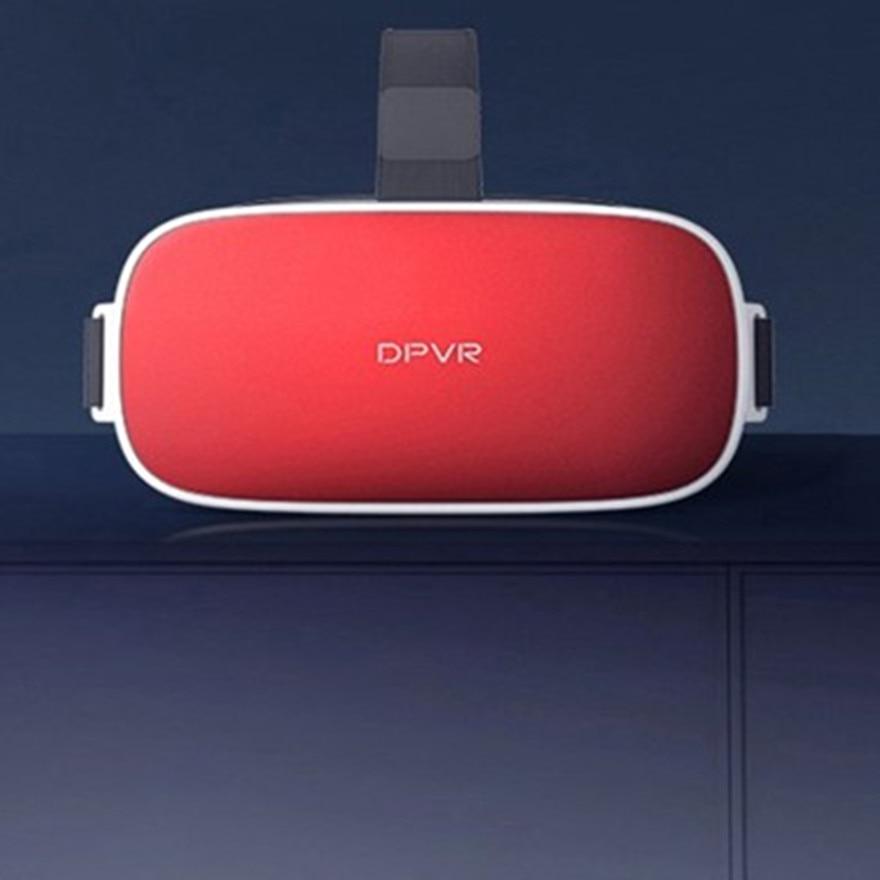 DeePoon 2,5 K 3D VR todo-en-uno inteligente ojos panorámica sonido 3d teatro imax Realidad virtual montado en la cabeza móvil especial vr
